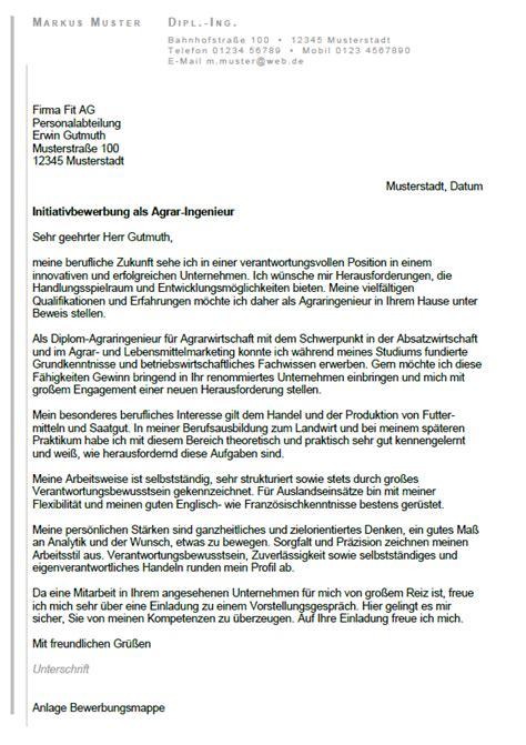 Bewerbung Anschreiben Einleitung Ingenieur Bewerbung Agrar Ingenieur Ingenieurin Berufseinsteiger Sofort