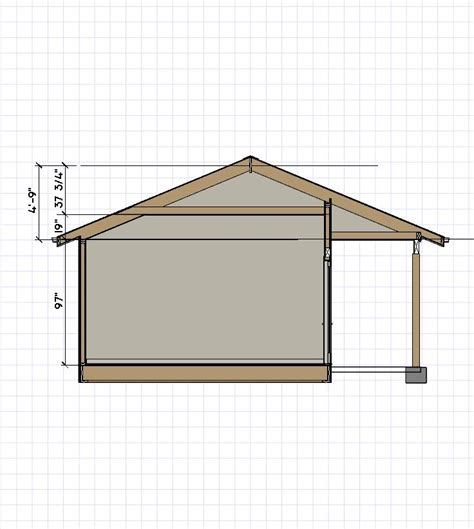 Shed Roof Style by Shed Roof Design Help Framing Contractor Talk