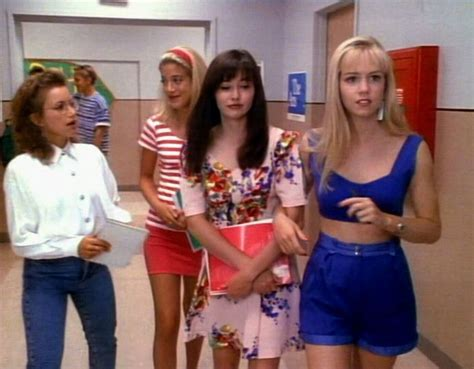 Throwback Thursday ? 90210 Fashion   hellphie's fiendish