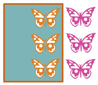 butterfly pop up card template creating in carolina june 2010