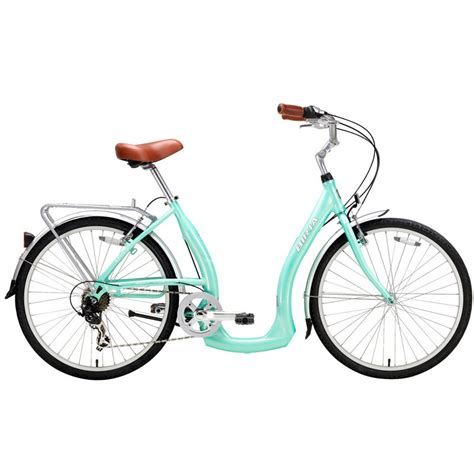 comfort bicycles biria easy boarding easy 7 comfort bike in 4 colors