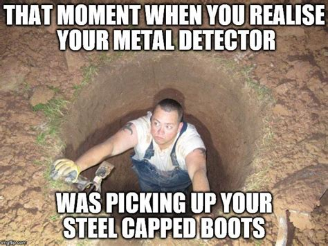 Funny Metal Memes - 9 best funny metal detecting quotes images on pinterest