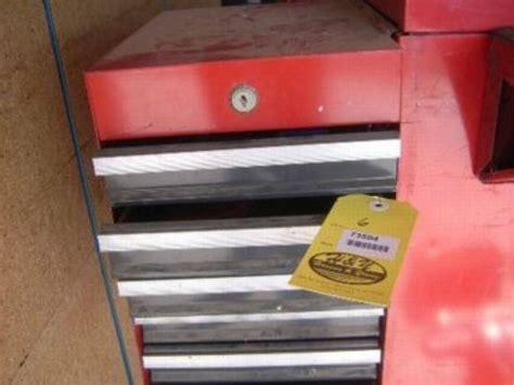 matco 6 drawer tool box matco tool box 6 drawer side cabinet
