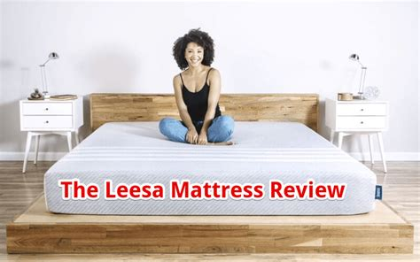 Types Of Mattresses Reviews by The Leesa Mattress Review Is For Every Type Of Sleeper
