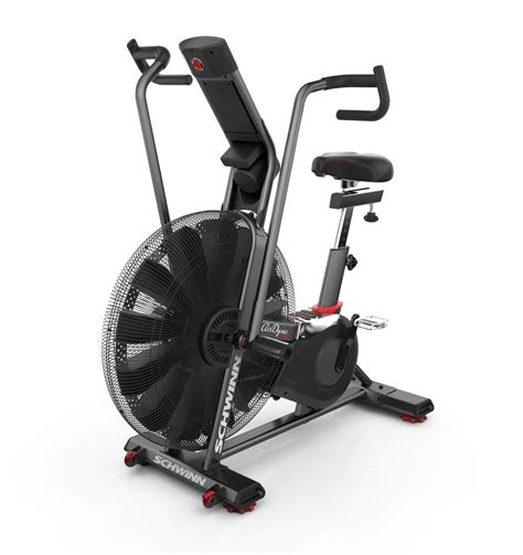 schwinn exercise bike with fan schwinn airdyne pro rogue fitness