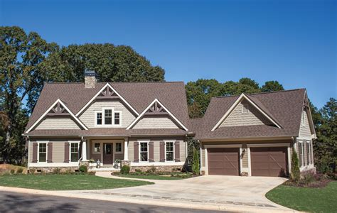 style homes craftsman home plans americas home place