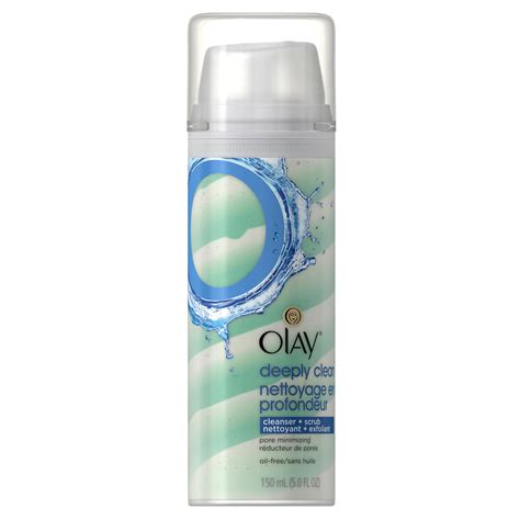 Olay Pore Minimizing minimizing clean foaming cleanser