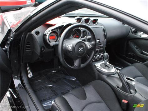custom nissan 370z interior 2009 nissan 370z touring coupe interior photo 38898802