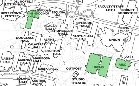 csus map computer labs