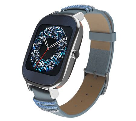 Smartwatch Asus Zenwatch 2 Asus Zenwatch 2 Smartwatch With 1 45 Quot Amoled Touch Display