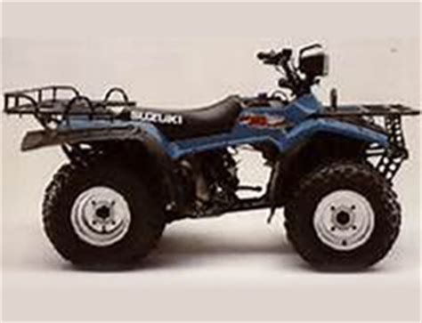 Suzuki Ltf250 Parts
