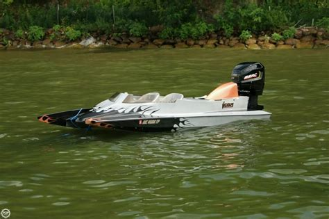 used boat prices high 2012 used vicious tunnel hull 18 high performance boat for
