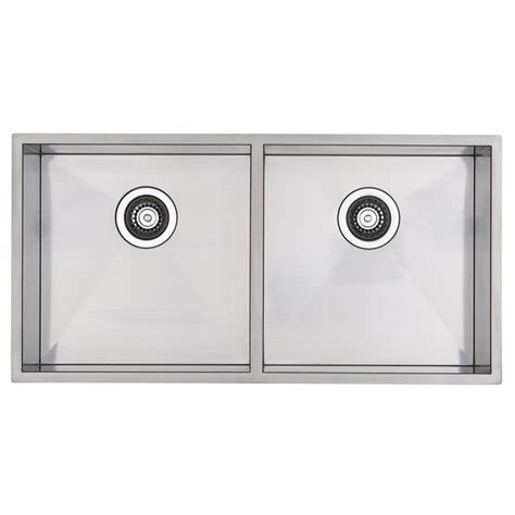 Blanco Quat400 400uk5 90cm Cabinet Stainless Steel Double