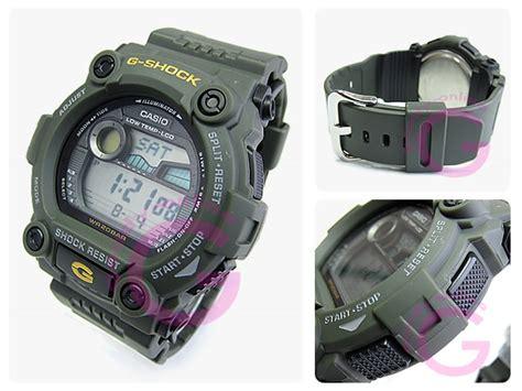 G Shock G 7900 3dr G 7900 goodyonline rakuten global market specification low temperature resistant green casio g