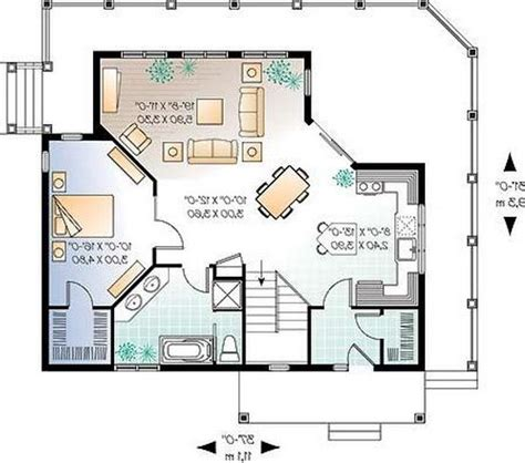 hacer planos planos de casas para construir