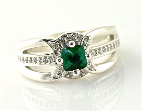Emerald Engagement Rings by Emerald Engagement Rings Engagement Rings