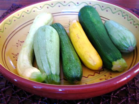 summer squash four cooking together