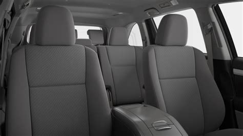 toyota highlander 2016 interior best toyota vehicles for families