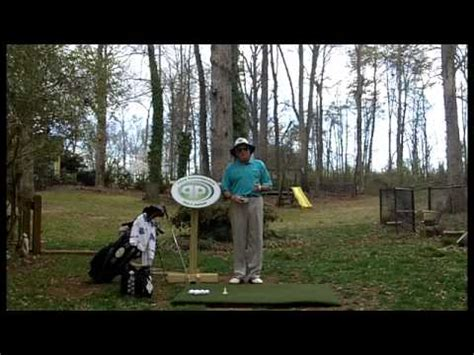 dj trahan swing how to avoid hitting your driver on the heel swing