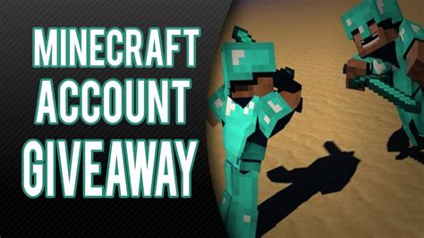 Minecraft Account Giveaways - free minecraft account giveaway 2015 youtube
