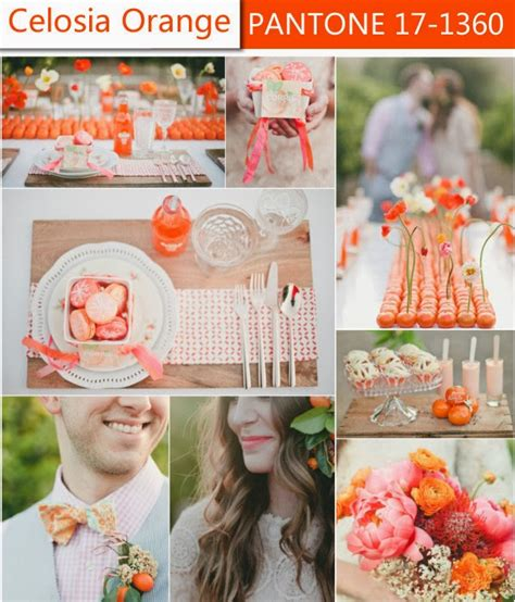 angee s eventions 2014 wedding color trends