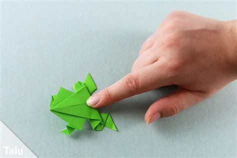 origami tiere falten  anleitungen von leicht bis