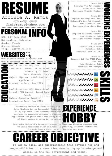top creative resume templates for microsoft word free download 18