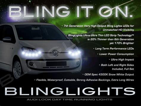 Drl Light Vw by Volkswagen Vw Up Led Drl Light Strips Headls