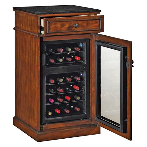Wine Refrigerator Furniture by Product Tresanti Wine Cabinet Cooler Model 24dc997ros0240