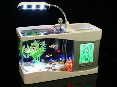Aquarium Usb electronic usb fish tank mini aquariu end 6 9 2018 2 32 am