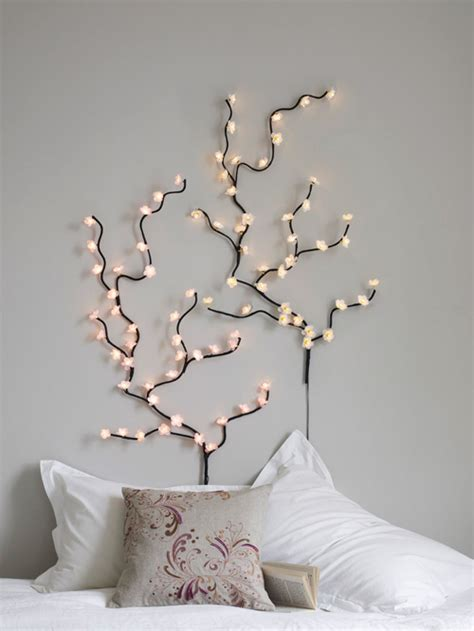 trend fairy lights   room