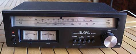 Tuner Tv Sharp tv and radio service manual sharp st 1122h