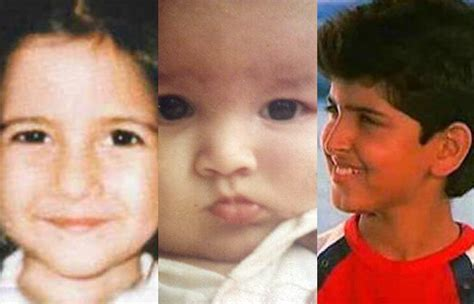 bollywood actress and actor childhood photos guess who 10 lesser seen childhood photos of bollywood