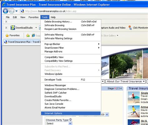 javascript pattern tab ciscom internet web design and email help