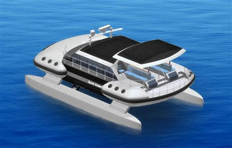 electric catamaran cruiser quad 44 the electric cruising catarmaran reimagined and