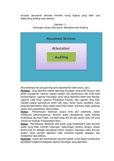 Buku Jasa Audit Dan Assurance Pendekatan Sistematis 1 E8 modul audit jadi
