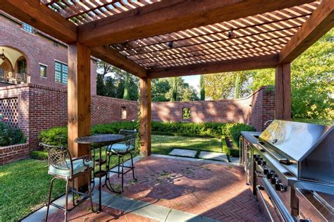 Outdoor Patio Spaces Outdoor Living Spaces By Harold Leidner