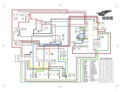 yamaha zuma wiring diagram yamaha free engine image for