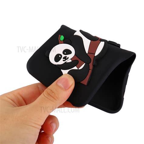 Softcase Tpu Panda Lucu 3d Soft Casing Xiaomi Redmi Note 3 3d panda pattern soft tpu phone for samsung galaxy j5 pro 2017 j5 2017 eu version