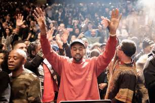 Bbc Standing Desk Kanye West Shrinks Madison Square Garden The New Yorker
