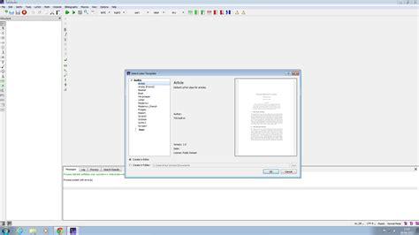 miktex templates research methods installing miktex and texstudio on windows