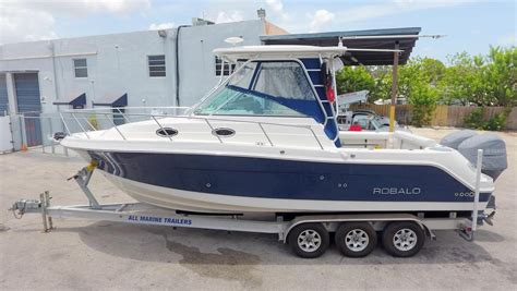 robalo boats for sale in miami 2011 used robalo r305 walkaround center console fishing