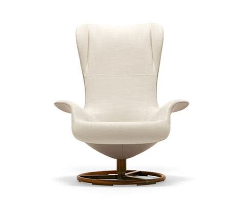 Tilt Swivel Wing Chair Lounge Chairs From Giorgetti Swivel Cing Chair