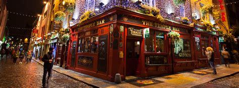 enjoy the best pubs in dublin experience transat