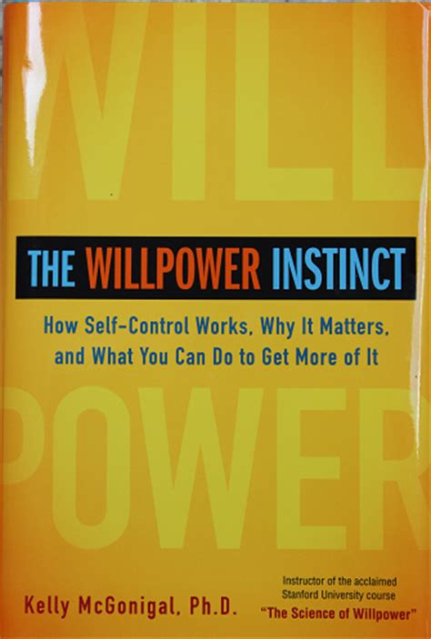 The Willpower Instinct Mcgonigal Phd Murah the willpower instinct a review bar mind