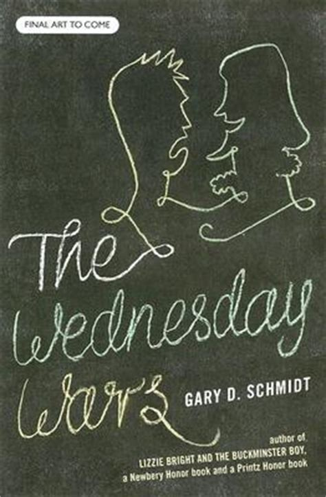 the wednesday book review build enough bookshelves book review the wednesday wars by gary d schmidt
