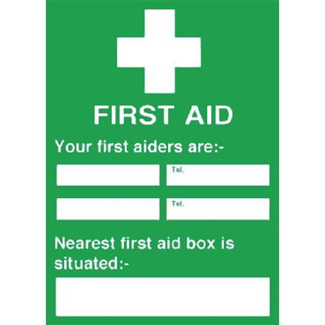 poster template 187 first aid poster template poster