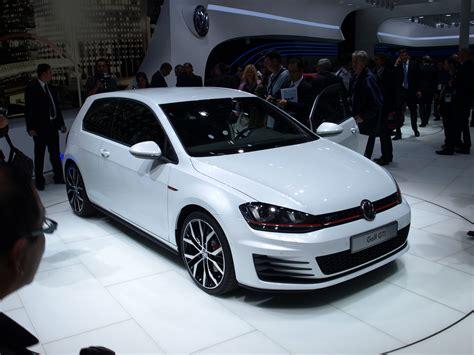 Salon De L Auto Golf 7 by En Direct Du Mondial De L Auto Volkswagen Golf 7 Gti 224