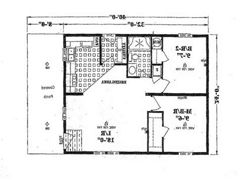 best floor plans for small homes 1 bedroom mobile homes floor plans netintellects