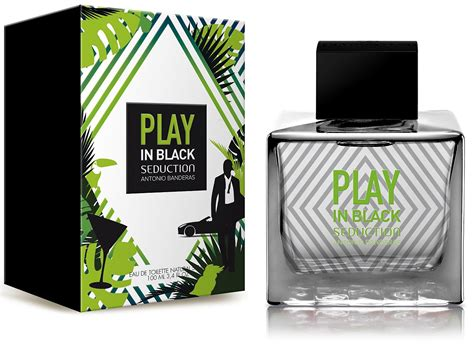 Parfum Original Play It New play in black for antonio banderas cologne a new fragrance for 2017